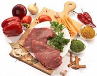 Комплексное питание на Азовском море - Меню