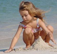 Отдых на азовском море дети