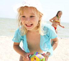 Детский отдых на Азовском море