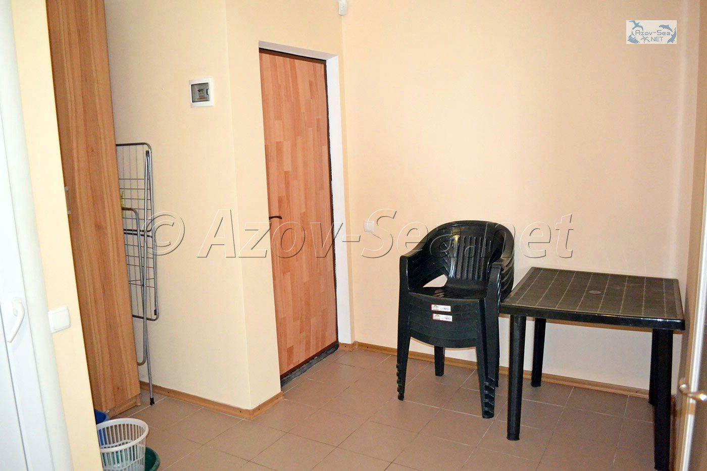 Корпус №1 - Номер 105 (первый этаж)